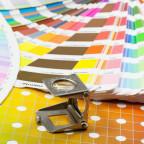 Farben Pantone Fadenzähler