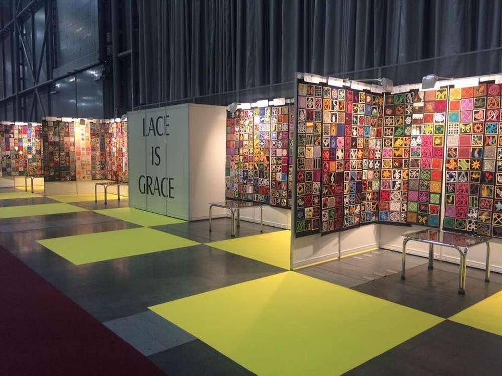internationale Klöppelausstellung
