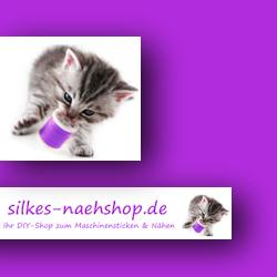 Silkes Nähshop Onlineshop