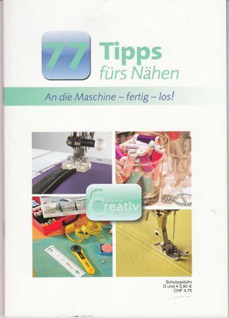 Buch 77 Tipps