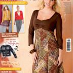 Meine Nähmode Simplicity Ausgabe Herbst 2014