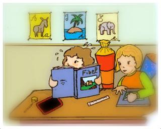 Anouk Schulanfang Einschulung
