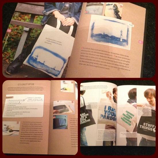 DIY-Designer und Blogger Buch