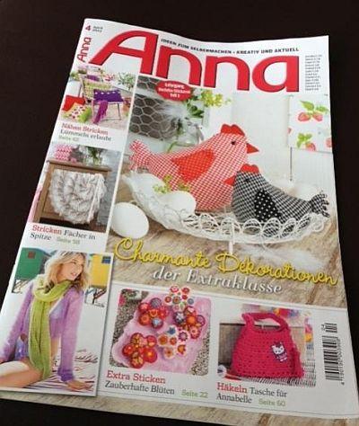 Zeitschrift Anna 04/2013
