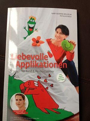 Buch Nähen für Kind & Kinderzimmer Liebevolle Applikationen
