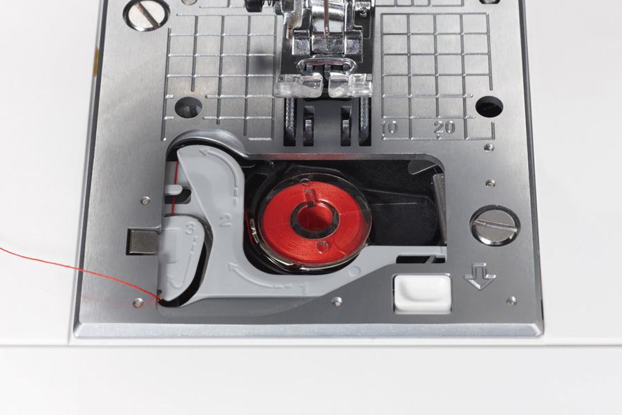 JUKI HZL-G320 Unterfadenspule