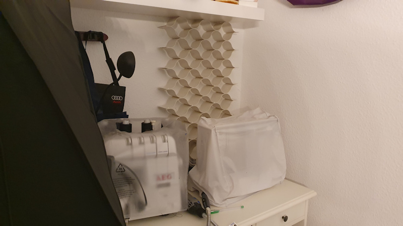 Garnaufbewahrung Ikea Socken sortieren