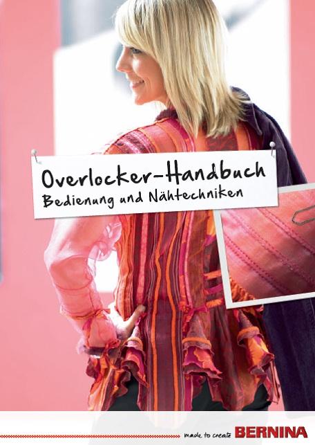 Bernina Overlock-Handbuch