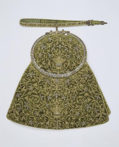 Jagdtasche mit Gürtel des Kurfürsten Maximilian I. von Bayern