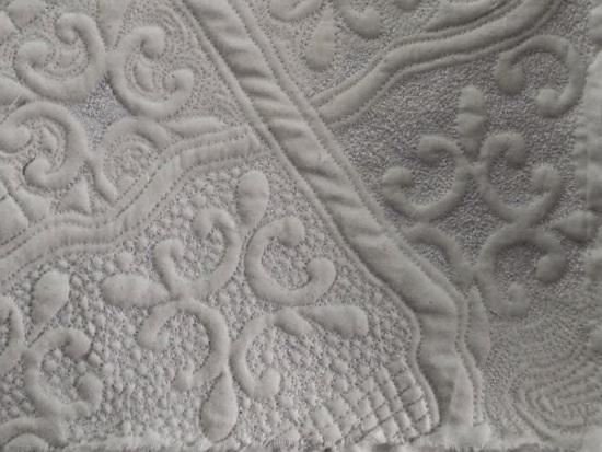 Kattinka is Quilting - Wholeclothtechnik