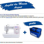 brother Angebot des Monats August