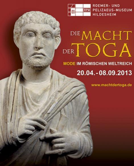 Die Macht der Toga - Mode im römischen Weltreich