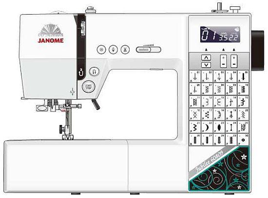 Janome Jubilee 60809
