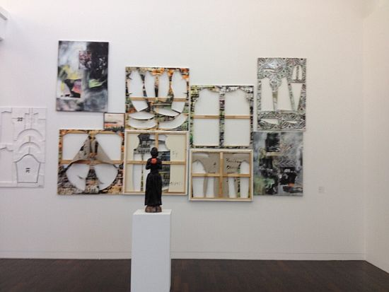 Ausstellung Paulina Olowska