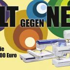 brother Alt gegen Neu bis zu 1000 Euro sparen Nähmaschinen