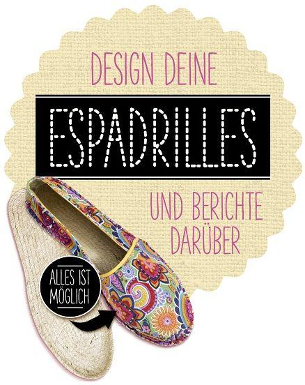 Espadrilles Design Contest Prym