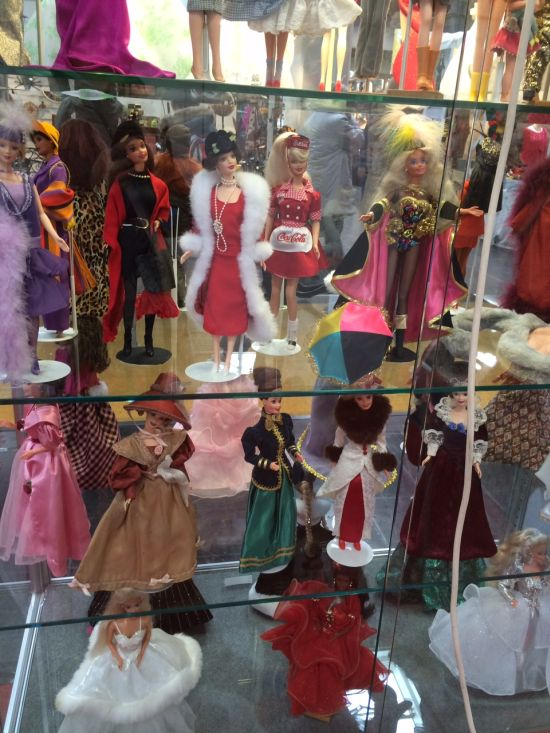 Barbie Ausstellung