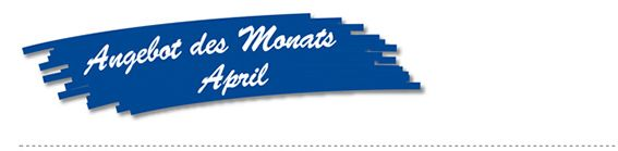 Brother Angebot des Montas April