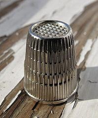 Fingerhut Metall