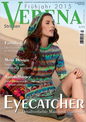 VERENA Ausgabe Frühjahr 2015