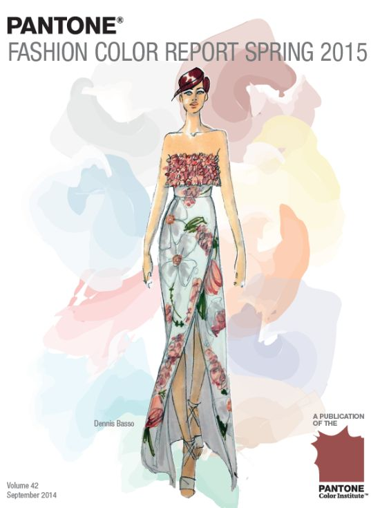 Pantone Fashion Color Führjahr